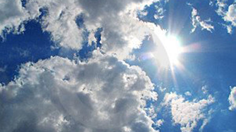sole-nuvole