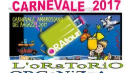 logo carnevale 2017
