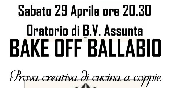 logo bake off ballabio