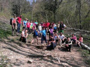 prima escursione CAI Ballabio 2017 (7)