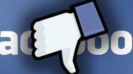facebook pollice verso