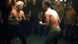 fight club 1999 réal : David Fincher Jared Leto Edward Norton  Collection Christophel