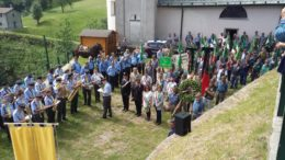 Primo raduno Alpini