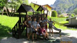 Gruppo adolescenti Util Estate 2017
