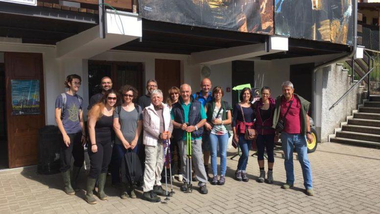 Camminando con le Pro Loco Piani dei Resinelli (1)
