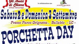 Logo Porchetta Day