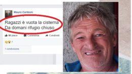 ROSALBA CISTERNA VUOTA FB CARIBONI
