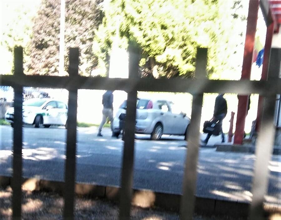 CARABINIERI SCUOLA ELEMENTARE SET17 1P