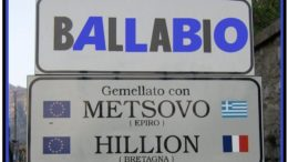 ballabio inter cartello nerazzurro