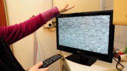 segnale rai assente PROBLEMI TV