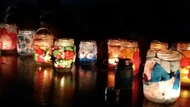 Lanterna di Natale oratorio Ballabio (1)