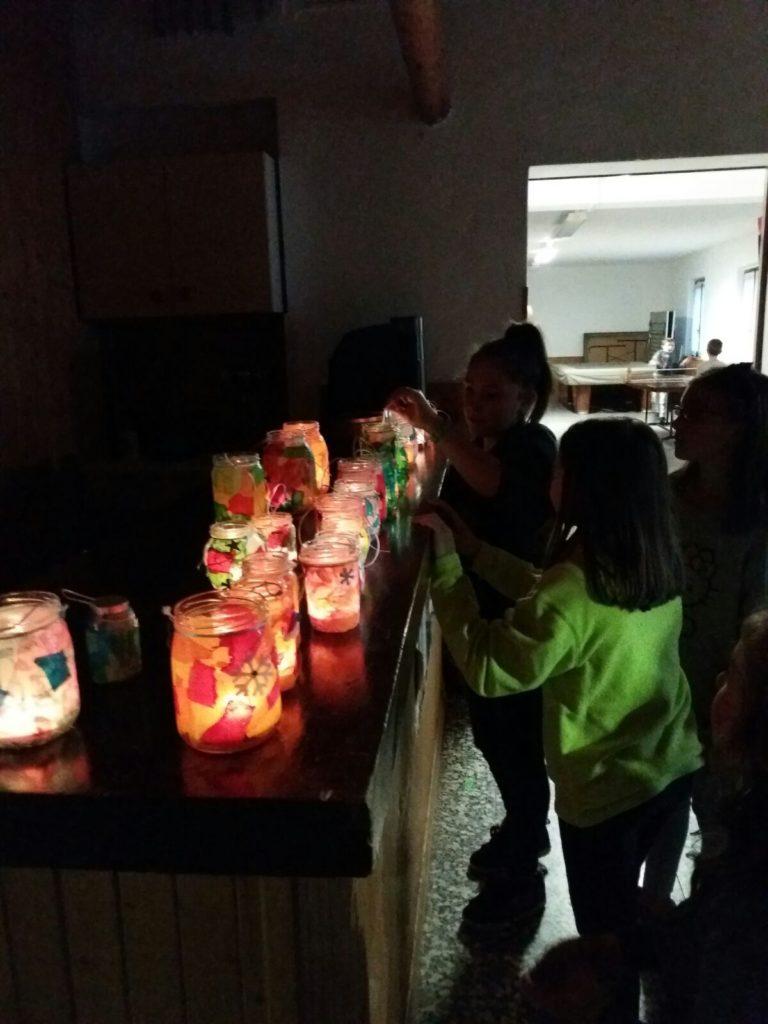 Lanterna di Natale oratorio Ballabio (7)