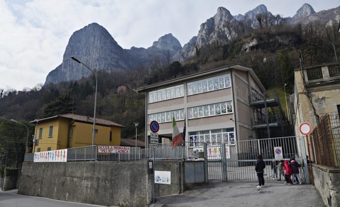 complesso scuola laorca