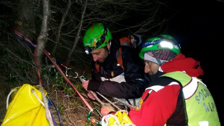 soccorso-alpino-cnsas-notte