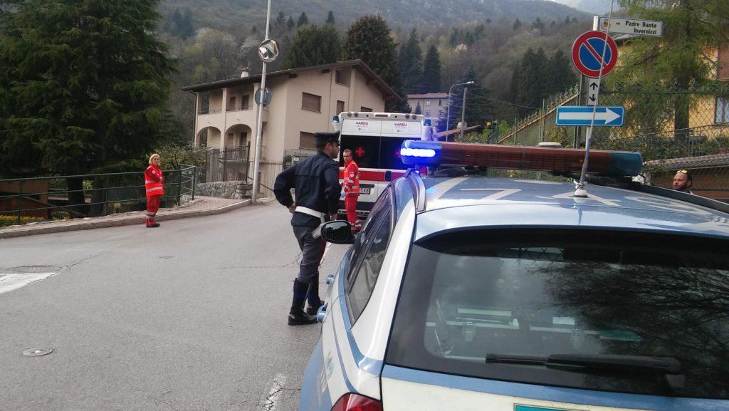 20170405_165127 Incidente Confalonieri ciclista