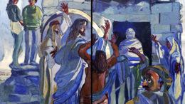 risurrezione di Lazzaro