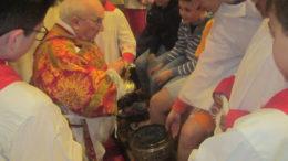 ultima cena e lavanda dei piedi Ballabio (4)
