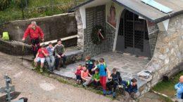 2 uscita alpinismo giovanile 2017 Pialeral (5)