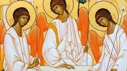 eucaristia e trinità