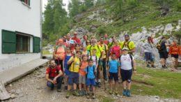 Giovanile CAI Ballabio escursione al Bietti (1)