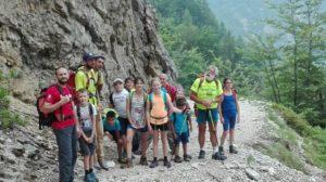 Giovanile CAI Ballabio escursione al Bietti (3)
