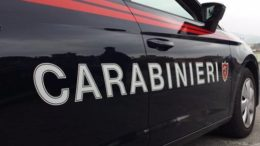 carabinieri auto generica