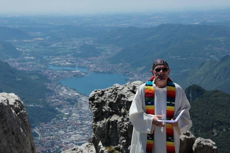 don Marco Tenderini 35 sacerdozio in Grignetta (1)