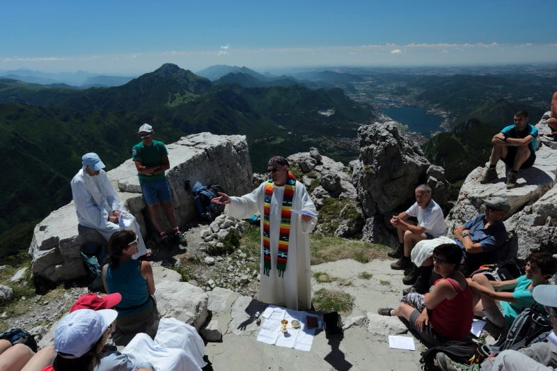 don Marco Tenderini 35 sacerdozio in Grignetta (4)