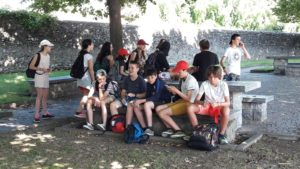 Gemelli francesi seconda giornata a Garlate e Lecco (1)