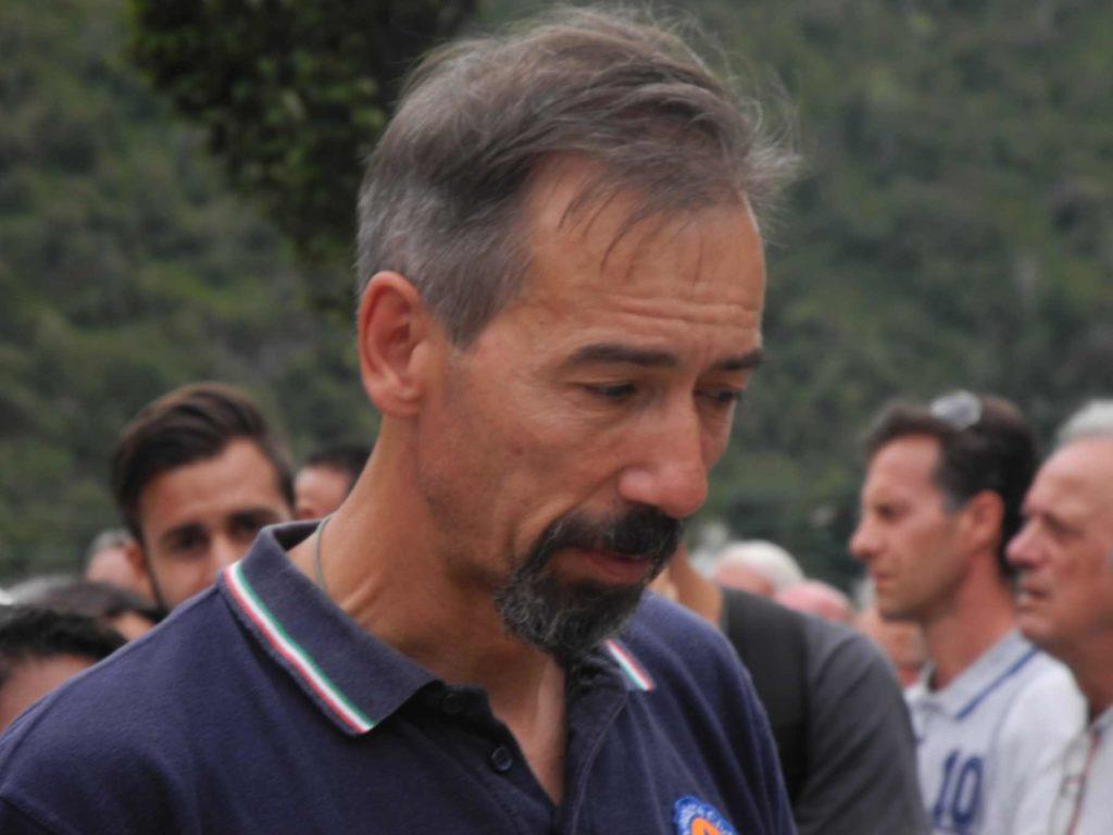 Funerali Pino Pedrazzoli G. Ruberto