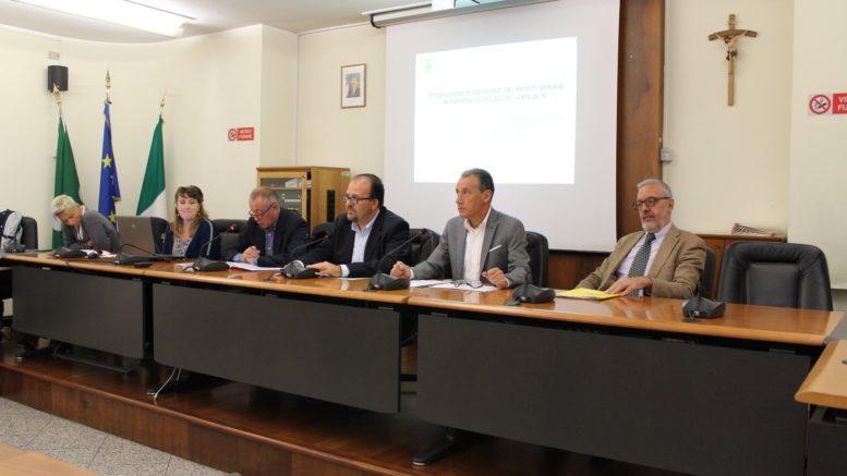 conferenza rifiuti provincia (1)