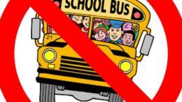 scuolabus negato