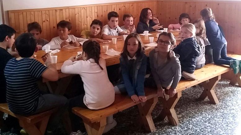 Bambini in oratorio 22 ottobre 2017