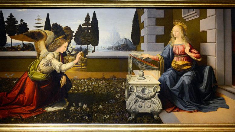 Annunciazione di Leonardo
