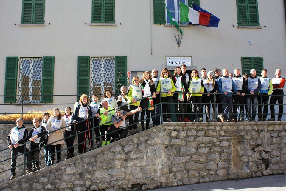 TELETHON MORTERONE CAMMINATORI