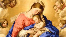 Divina Maternità di Maria