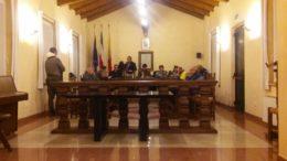 Ballabio Consiglio comunale 2018-01-12 at 18.05.22