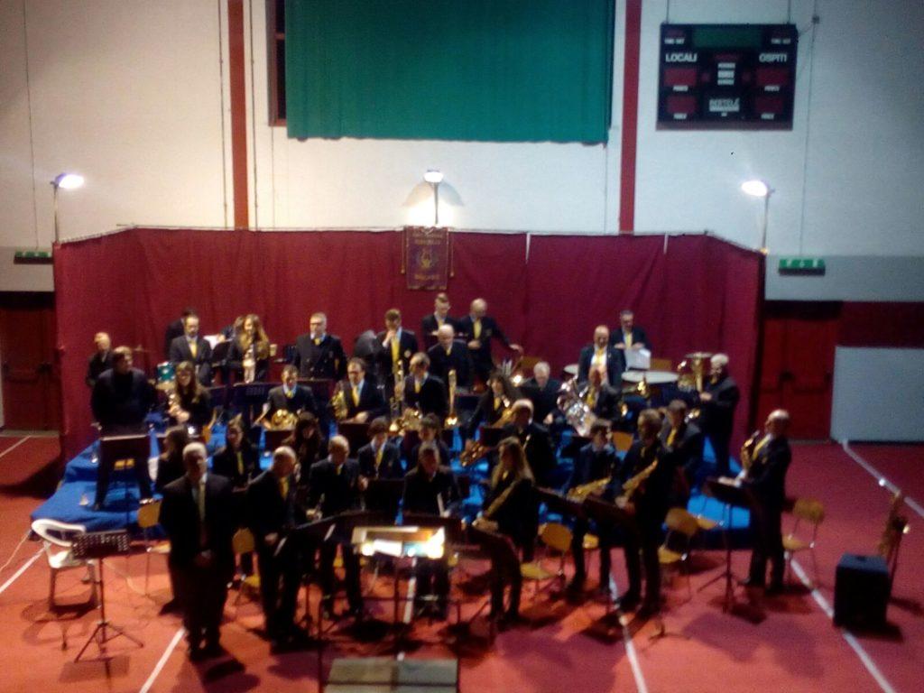 Concerto inizio anno Banda Risveglio Ballabio (1)