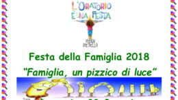 Logo festa famiglia Ballabio