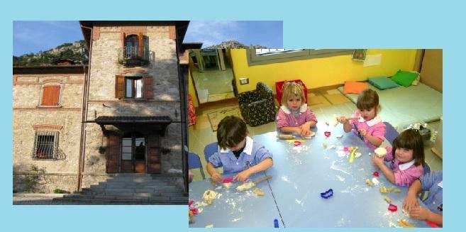 castello canossiane asilo e bimbi