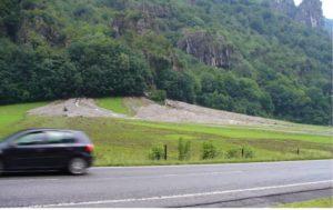 CICLABILE BALISIO detriti alluvione 2009