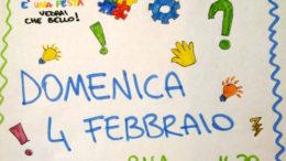 Logo Oratorio domenicale 4 febbraio