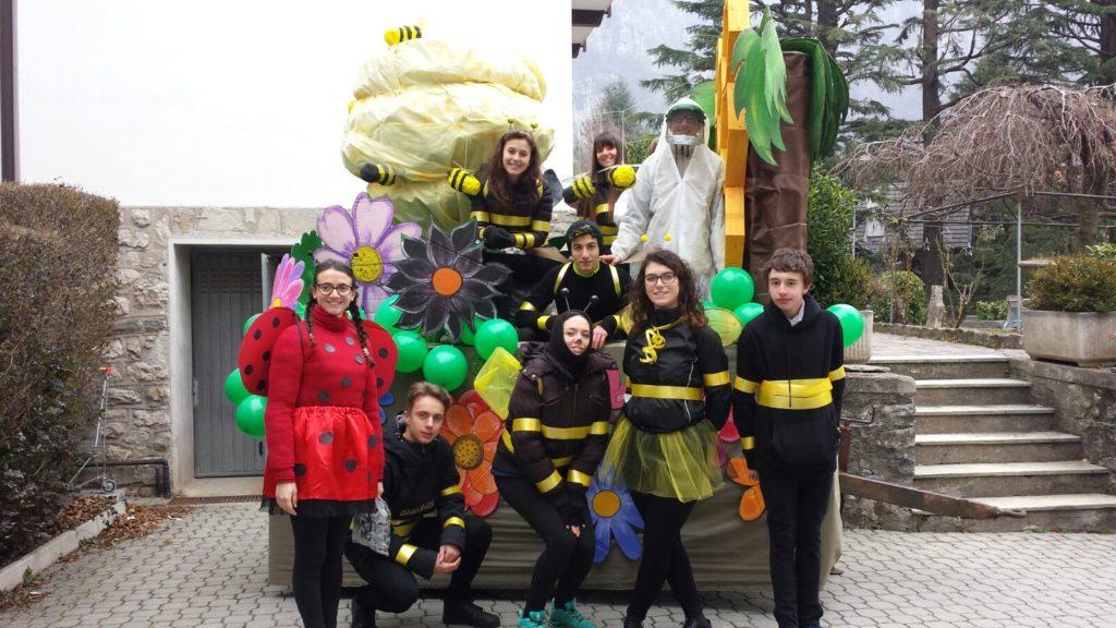 Sfilata Carnevale Ballabio 2018 (1)