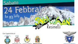 Snowman 2018 Resinelli