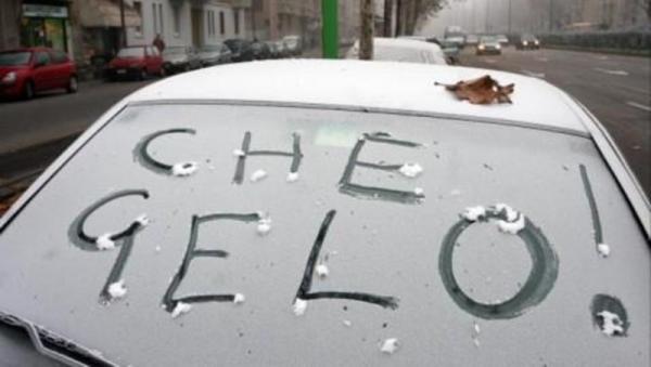 Meteo, allarme maltempo. Neve, freddo e gelo da Nord a Sud