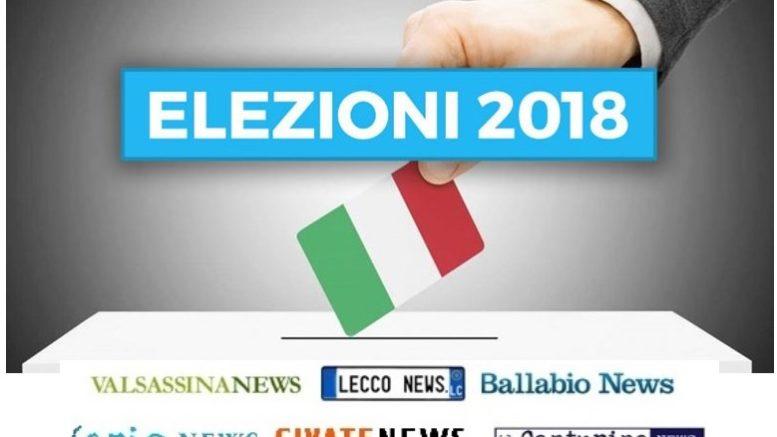 SPECIALE ELEZIONI 2018 LOGO