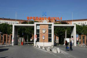 Brescia 15 01 2007 Ospedale Civile ospedali civili - Fotogramma/Brescia