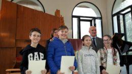 Bambini di quinta primo premio legalità