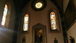 Inizio lavori vetrate San Lorenzo (1) (Medium)