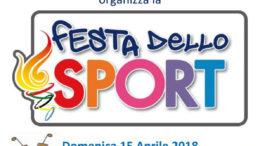 Logo Festa dello Sport